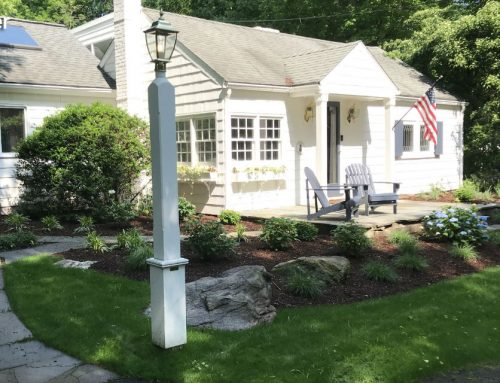 New Canaan Cottage Plantings
