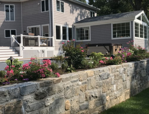 Harrison, NY Enhancement Plantings after House Renovation